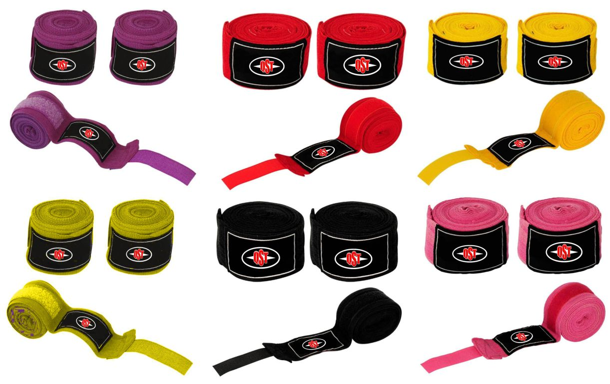 Boxing Hand Wraps - BACS-3490
