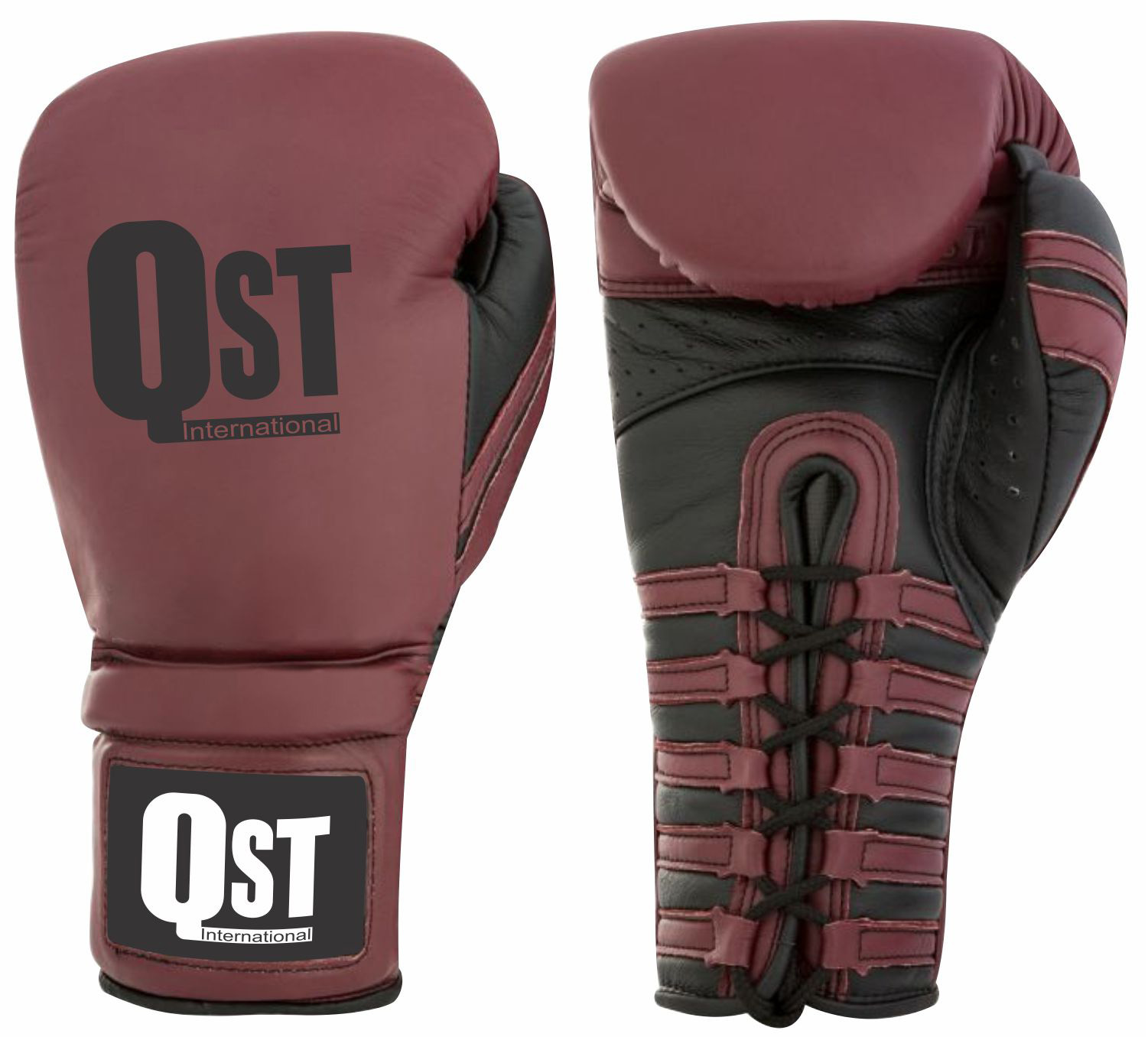 Lace up Boxing Gloves - PRG-3260