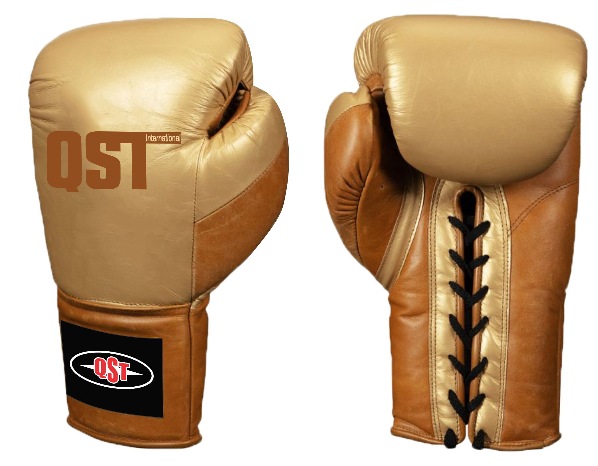 Lace up Boxing Gloves - PRG-3261