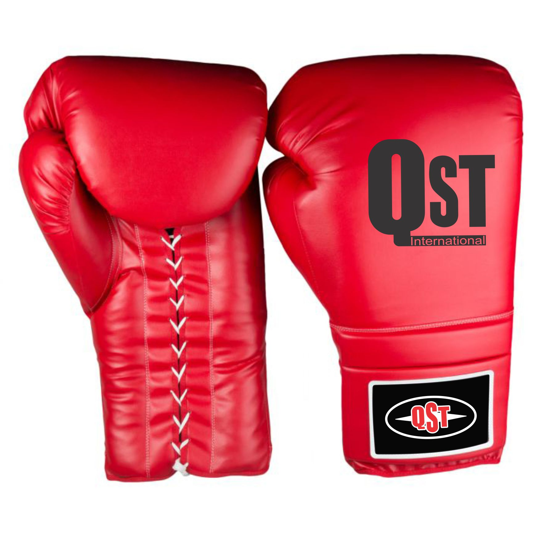 Lace up Boxing Gloves - PRG-3263