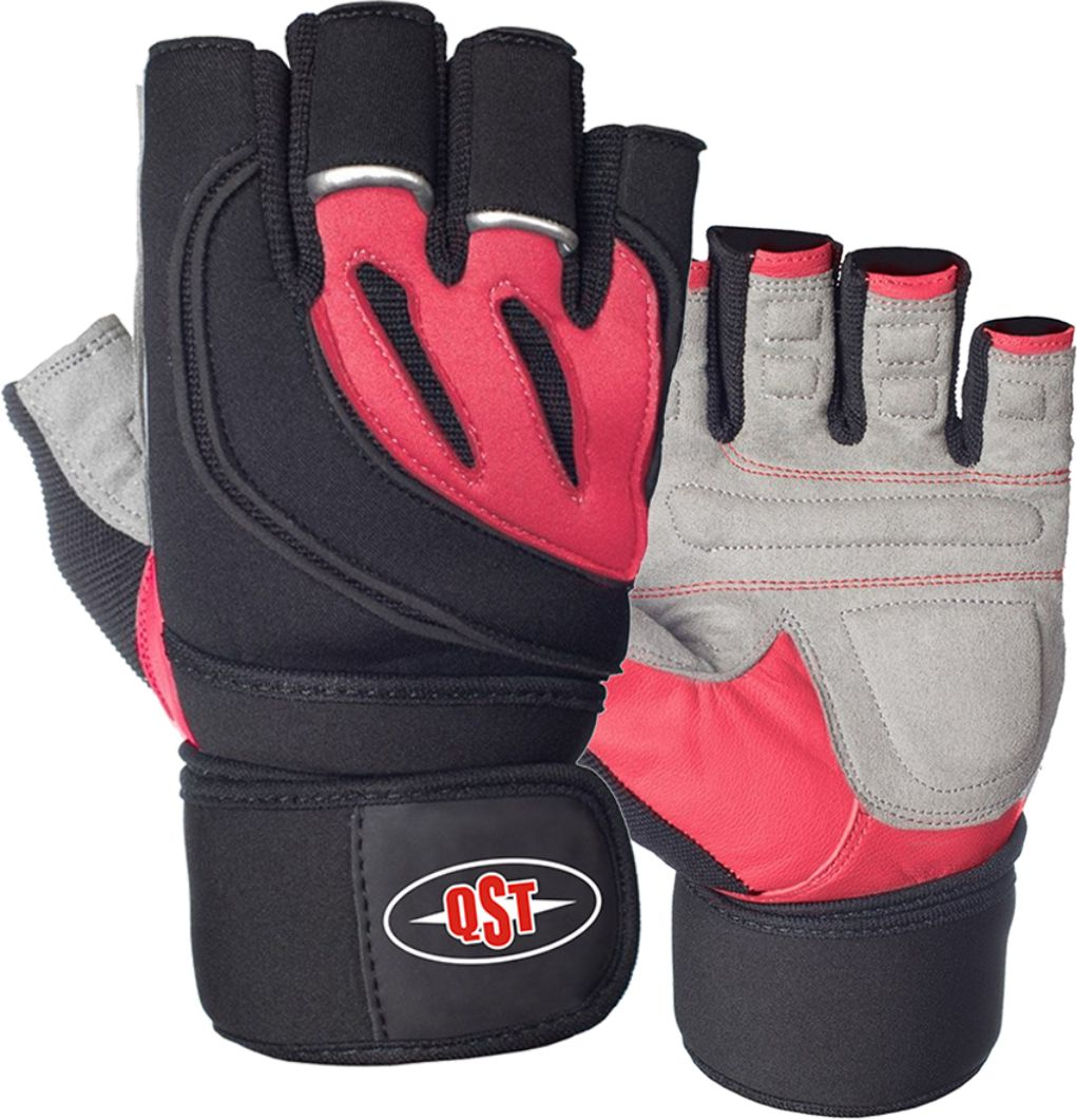 Weigh lifting Gloves Women - QST-1209