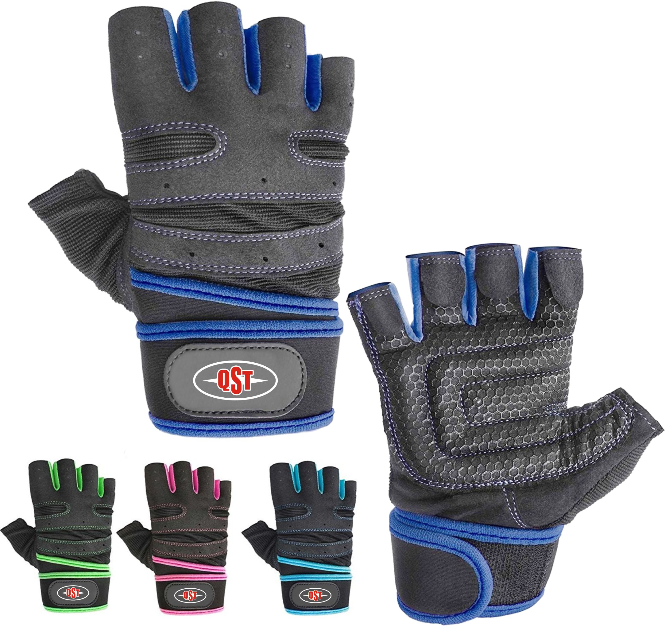 Women Weight Lifting Gloves - QST-6704
