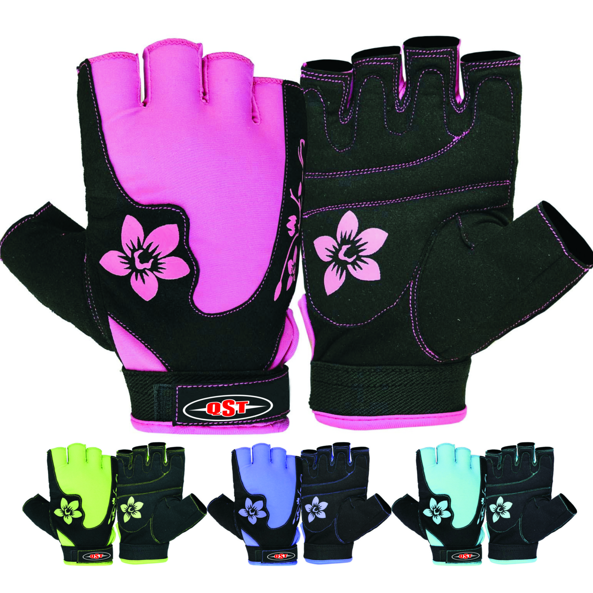 Women Weight Lifting Gloves - QST-6602
