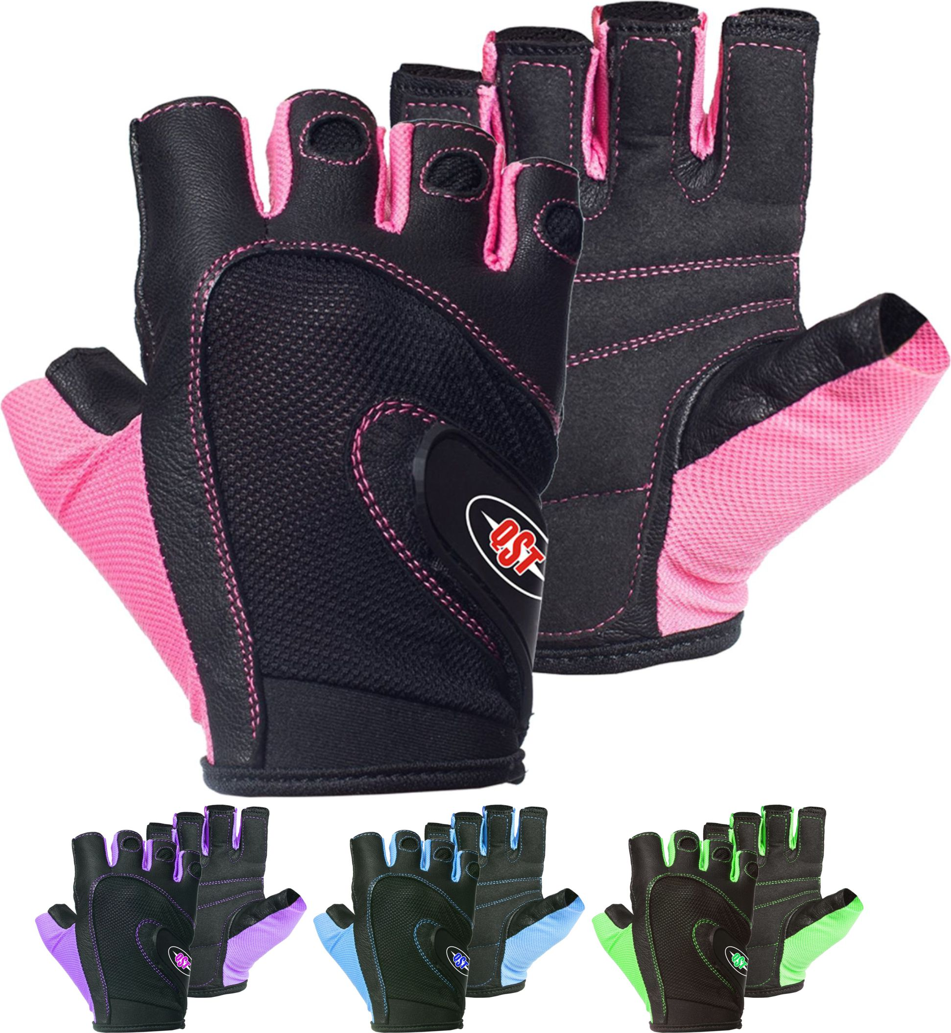 Women Weight Lifting Gloves - QST-6709