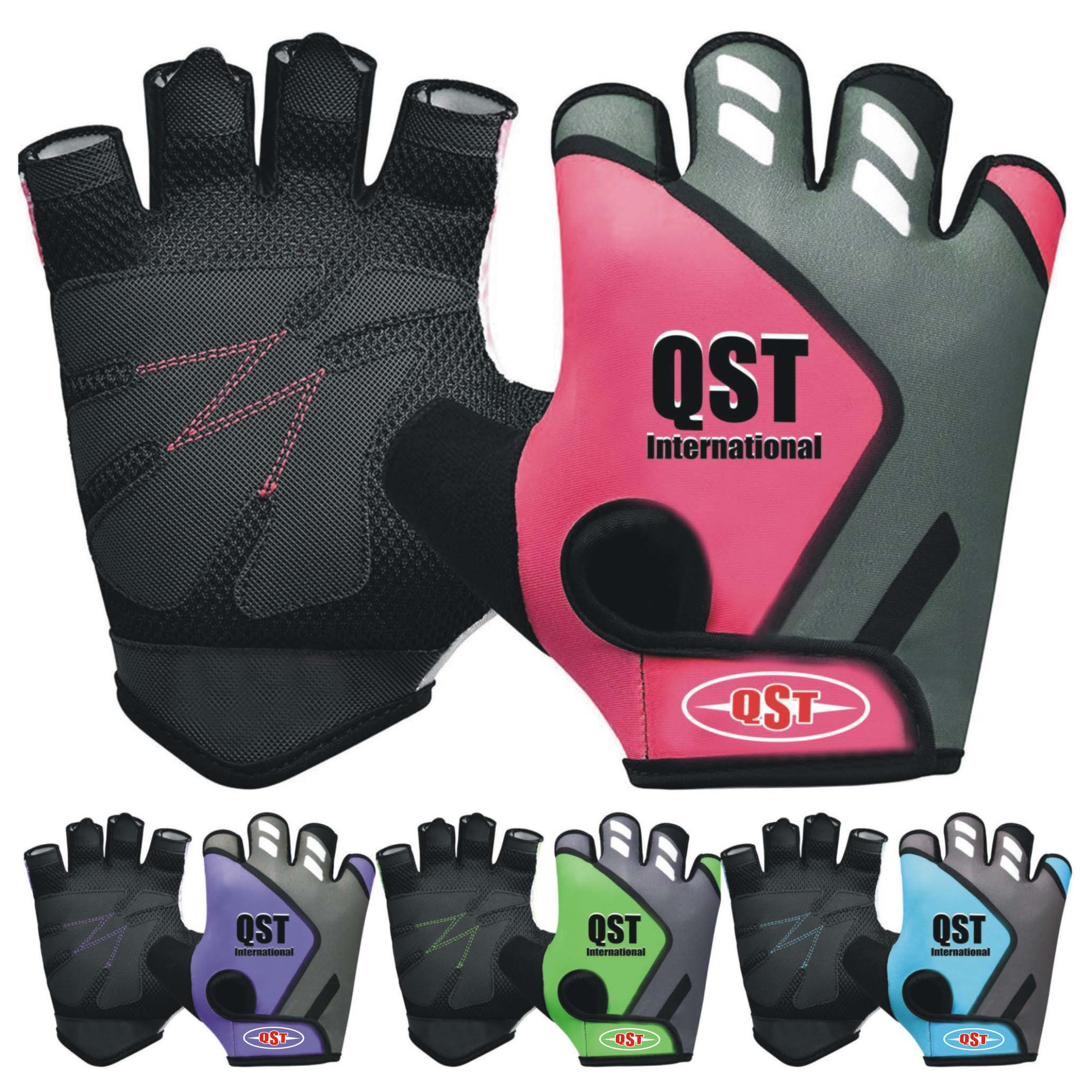Women Weight Lifting Gloves - QST-6604